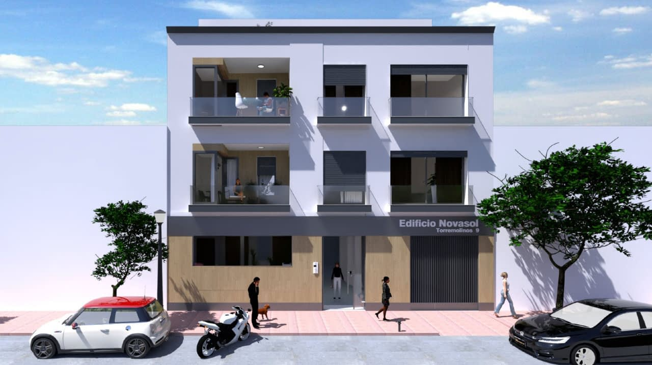 New apartments Los Boliches