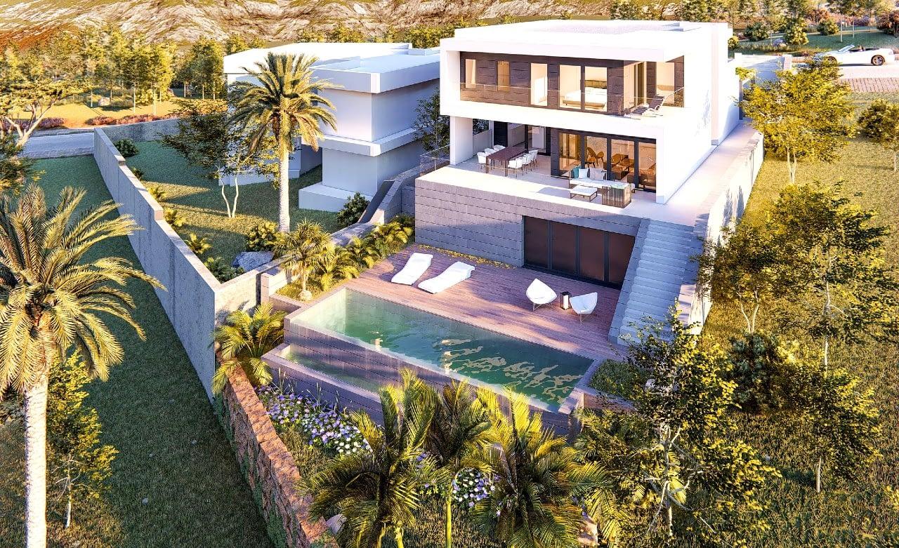 Villa in La Cala
