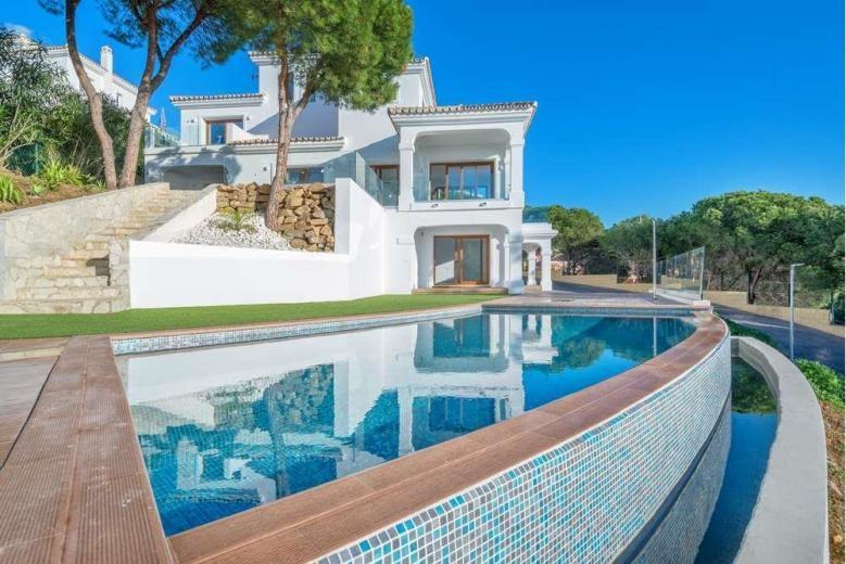 New build Villa Madrugada