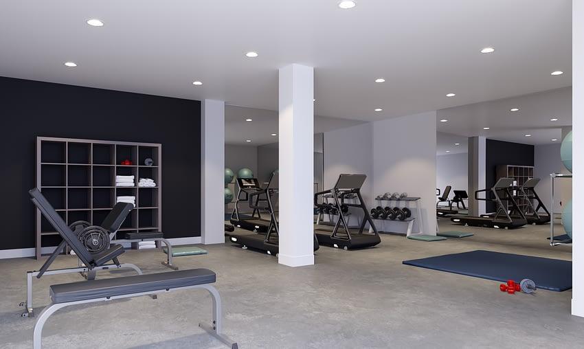 01. Gym