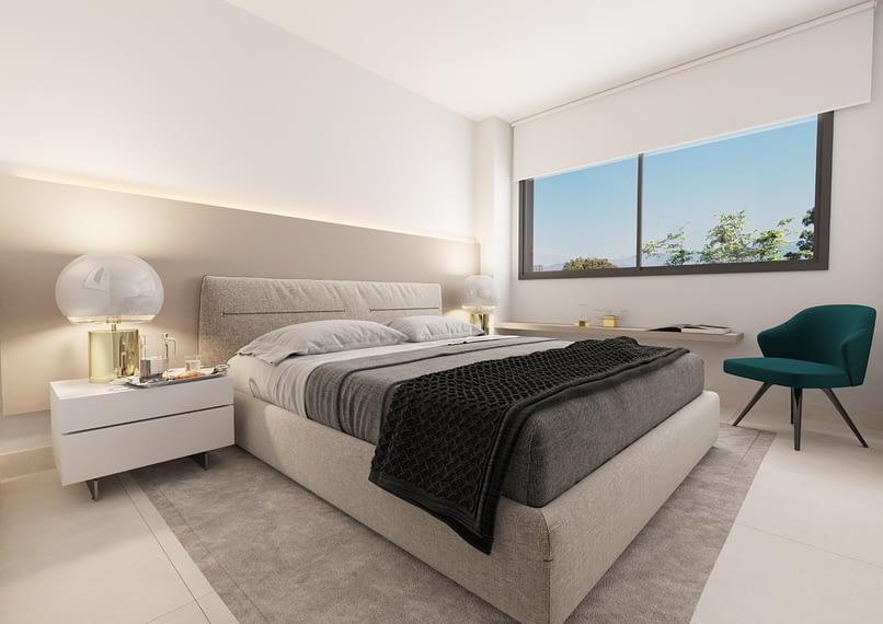 Alamar - Dormitorio